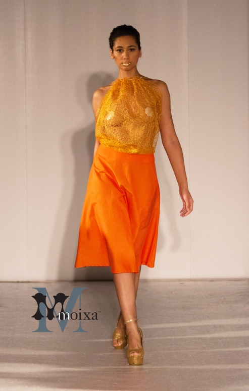London Fashion Week 2015 by Moixa Clothing